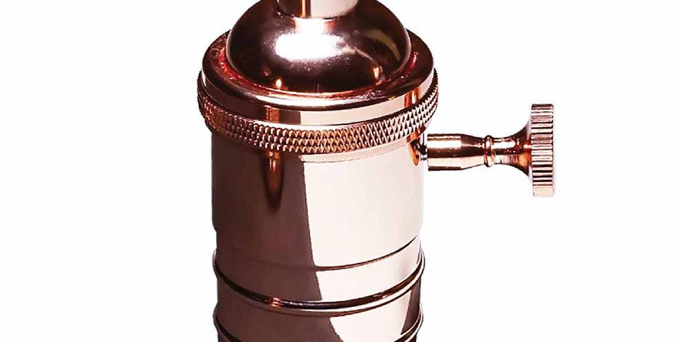 RB2-C (สี Copper )ทองแดง สวิทซ์แบบหมุน