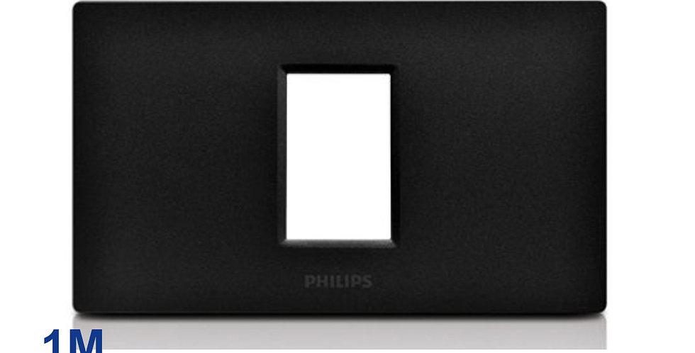 Philips หน้ากาก ฝา 1 ช่อง