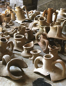 Ceramic amphorae sherds