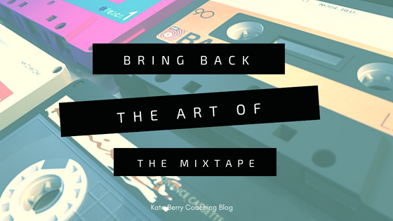 Bring Back the Art of the Mixtape