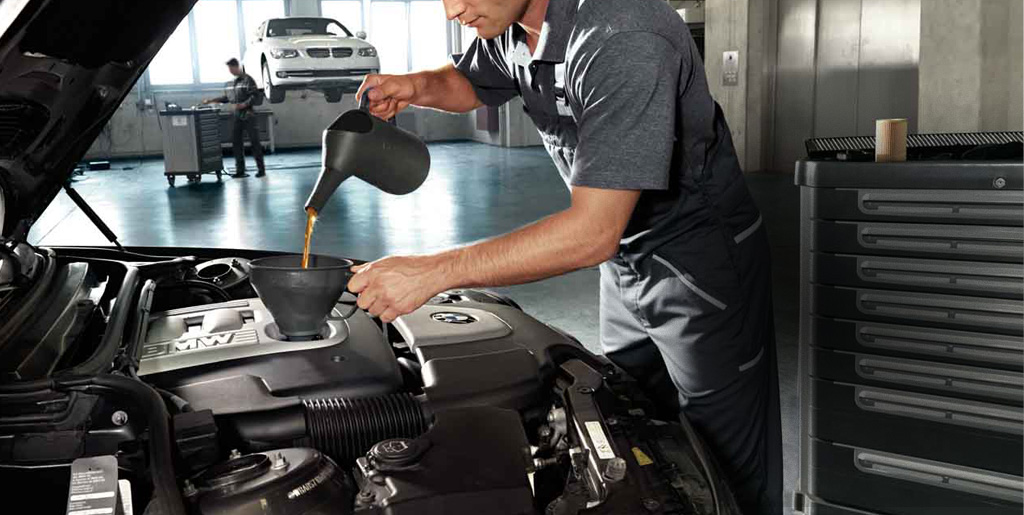 Factory Oil Change Special 20% Off