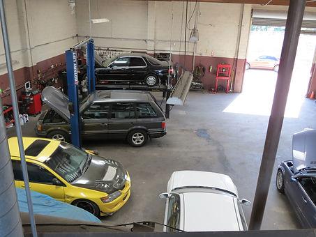 mechanical auto repair, diagnostics, muffler, wheel alignment, engine troubleshooting, engine diagnostics