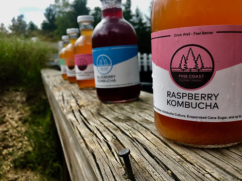 Kombucha (Case of 12 Bottles)