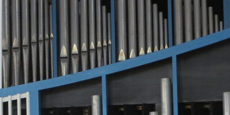 Orgelspaziergang mit Musik