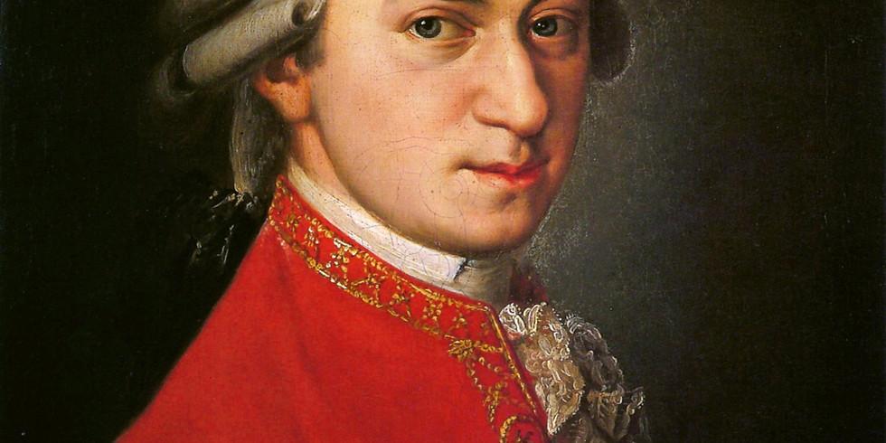 Erntedank mit Wolfgang Amadeus Mozart