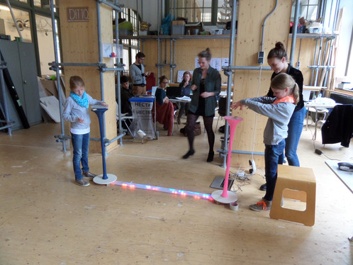 Testing iteration with children