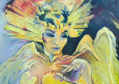 Harpie Goddess