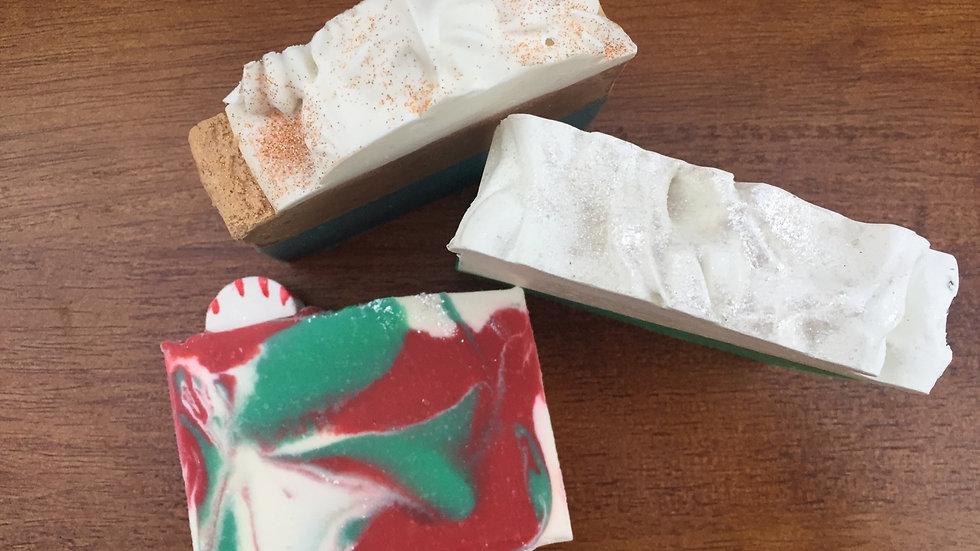 Winter Soap Bundle