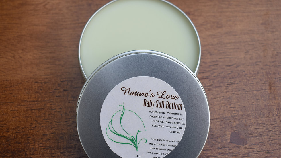 Baby Soft Bottom Cream