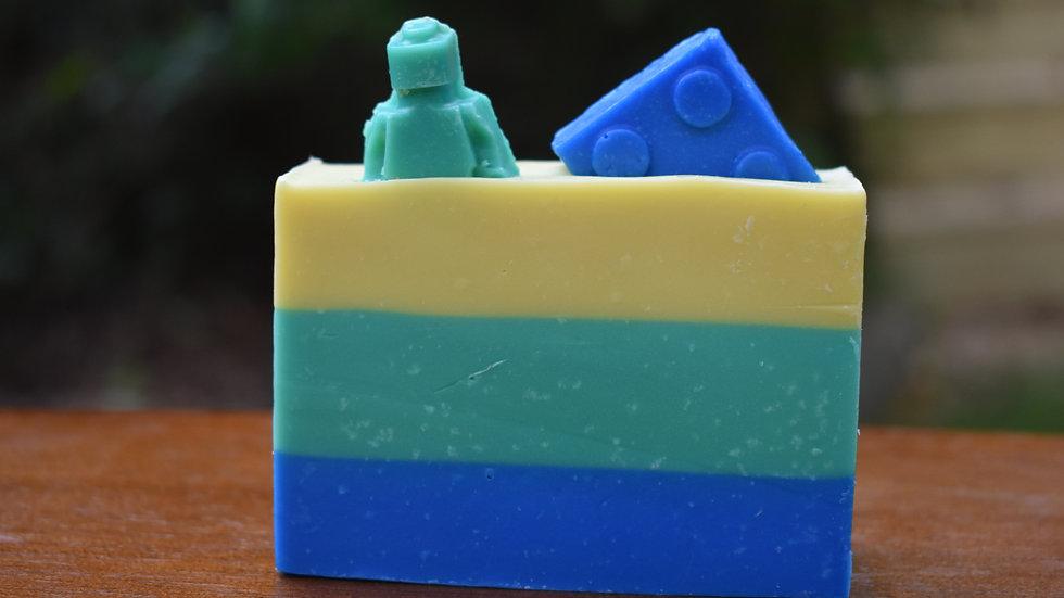 Build the Men Soap