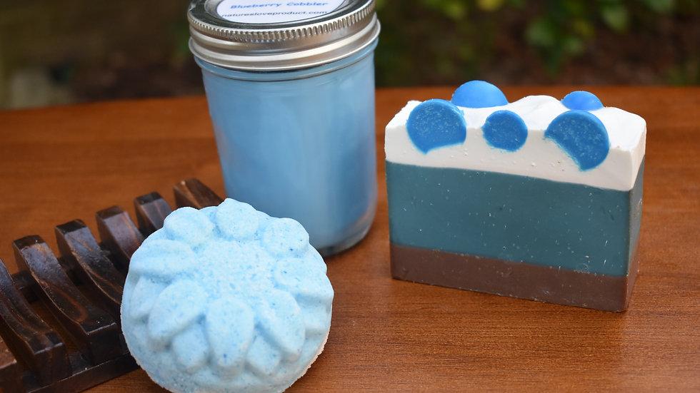 Blueberry Cobbler Set