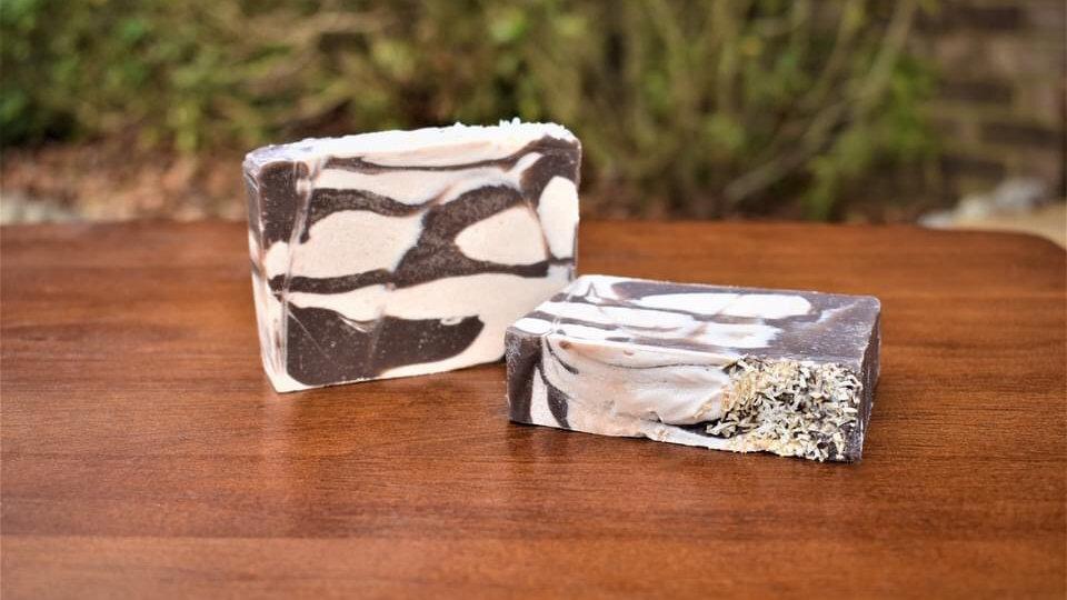 Cedarwood Coconut Soap