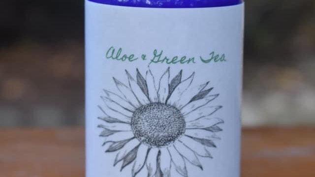 Aloe and Green Tea Lotion