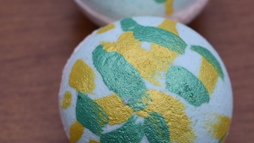 Surprise Dino Bath Bombs
