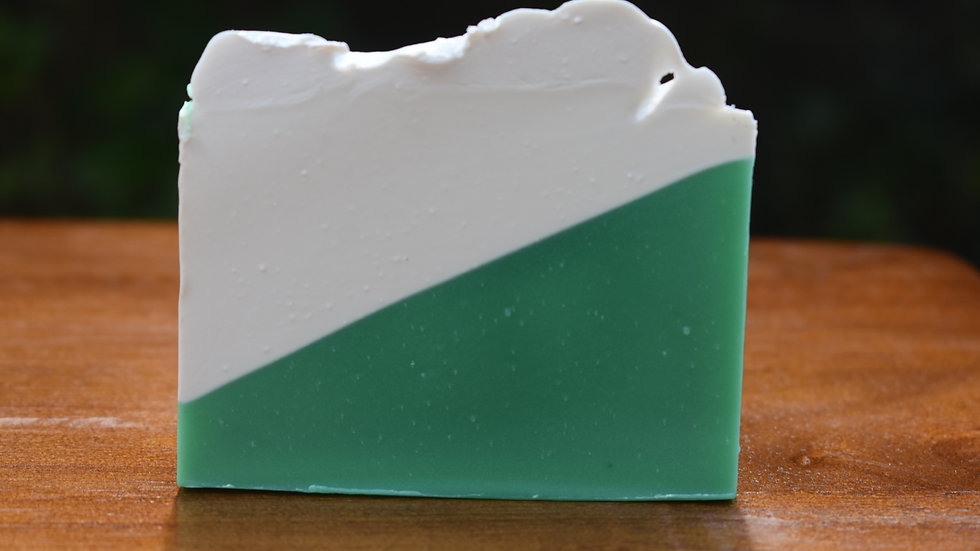 Eucalyptus and Mint Soap