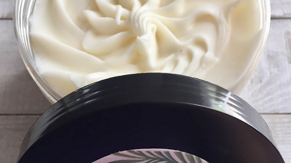 Coconut Cream Whipped Body Butter