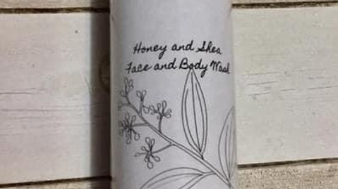 Honey and Shea Face and Body Wash