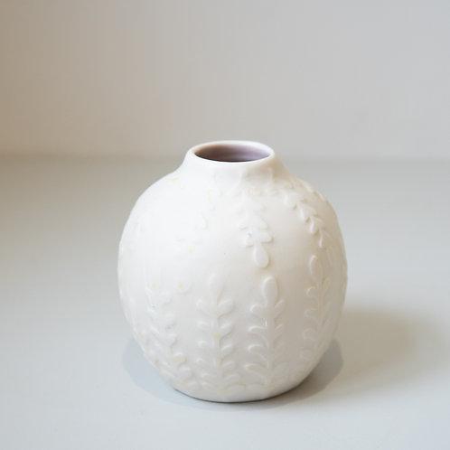 Plain Porcelain Bud Vase