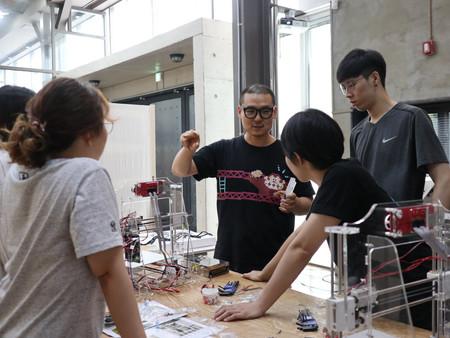 3D 프린터 조립 및 출력 교육 with 임도원
