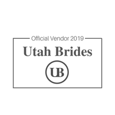 Utah Brides Official Vendor 2019 (Cutout