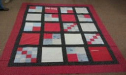 making quilts for Human Traffick and Domestic Violence Victims