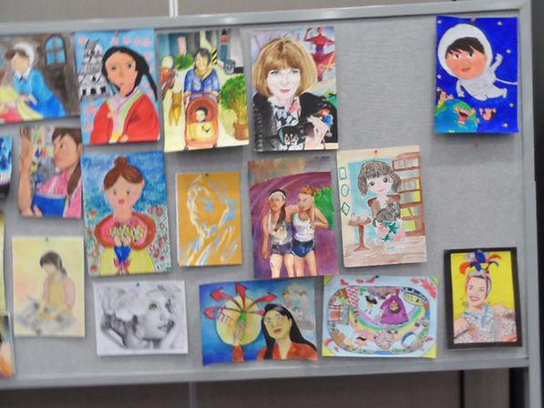 Live Your Dream Art Contest 2014