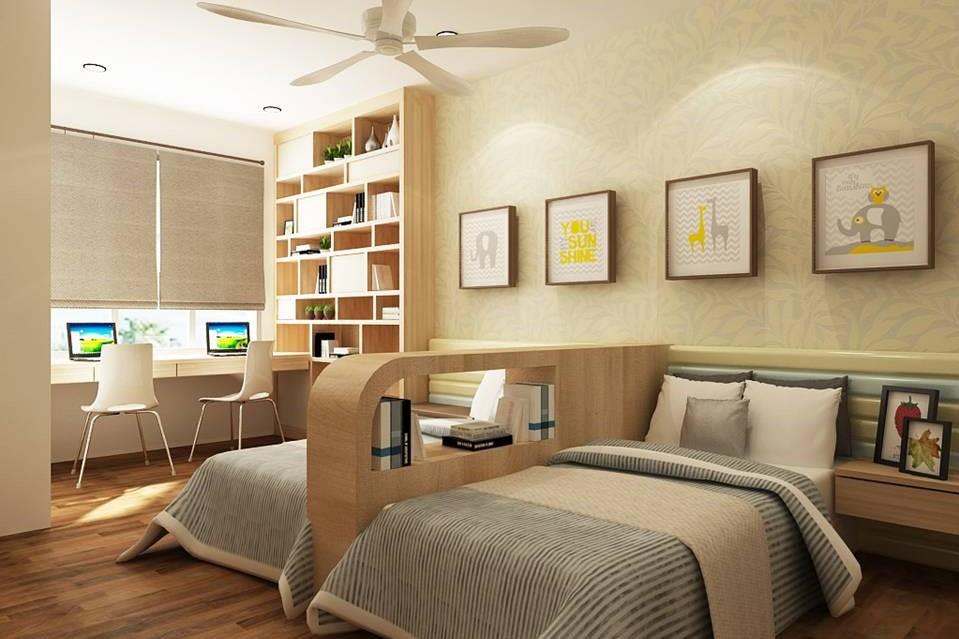 Terrace @ Impian Heights - Bedroom 4