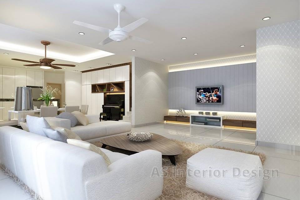 Cluster _ Adda Heights - Living Hall 2