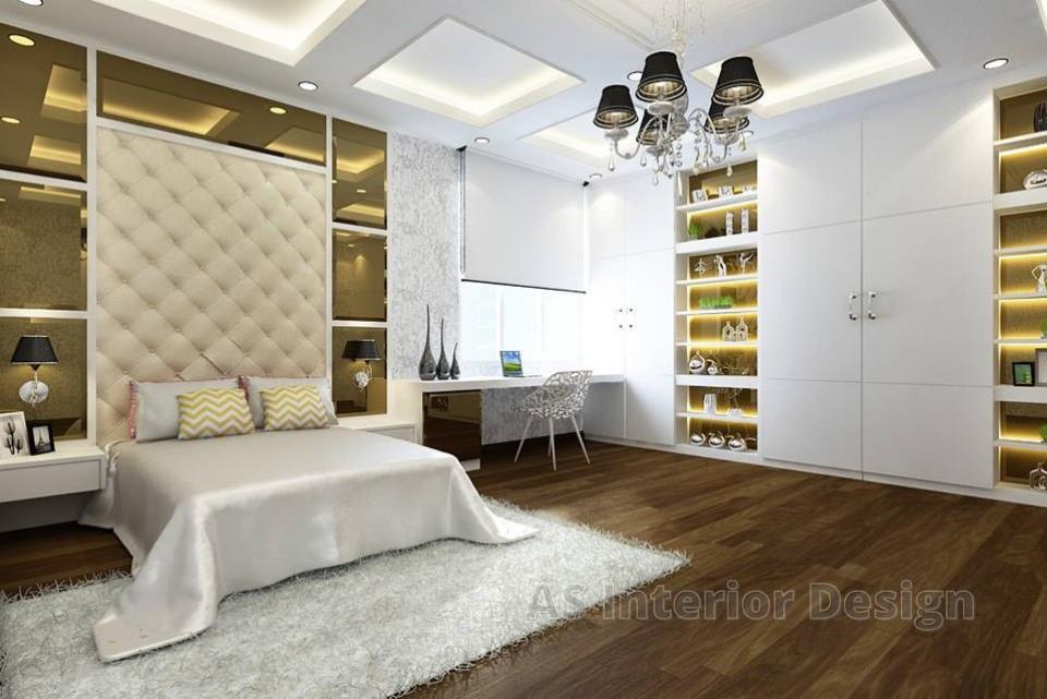 Modern Bungalow Design - Bedroom 3
