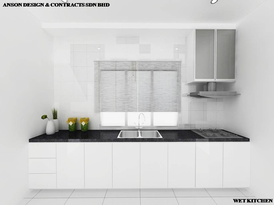 AS Interior Design - Wet Kitchen
