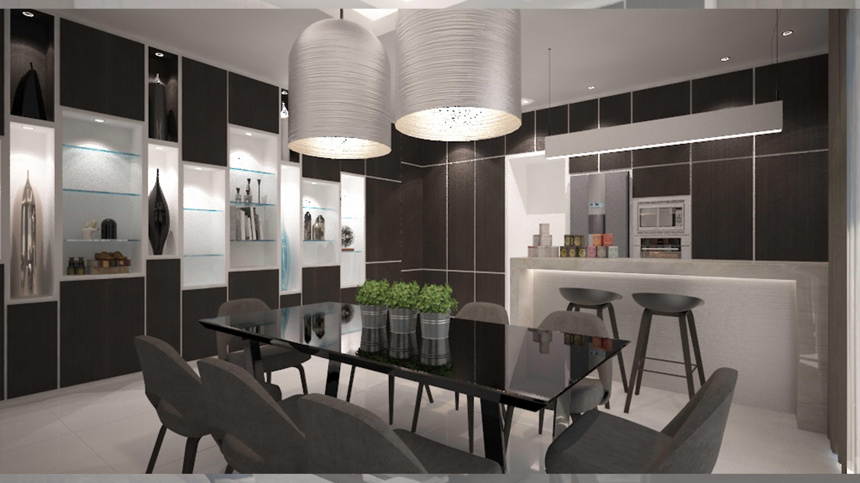 AS Interior Design - Dining Area