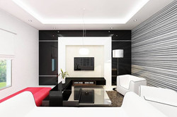Bungalow _ Tmn Pelangi - Living Hall 2