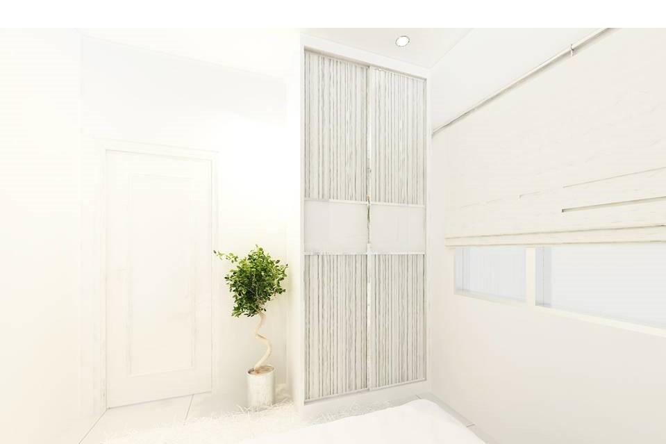 Terrace Type-L _ Tmn Daya - Bedroom 3 ii