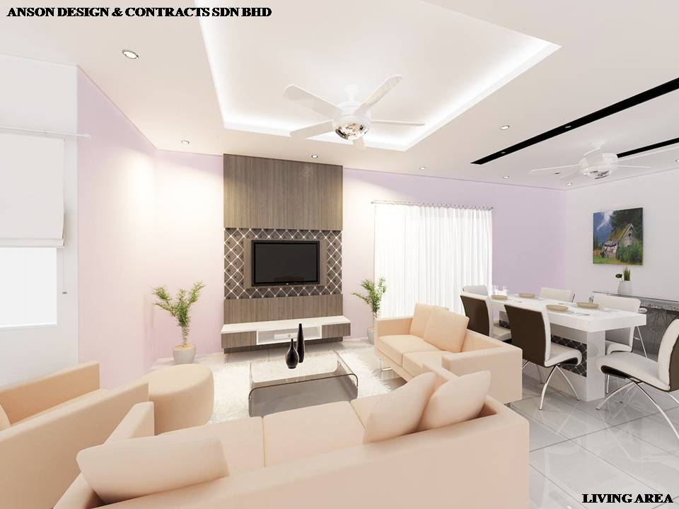 AS Interior Design - Living Room