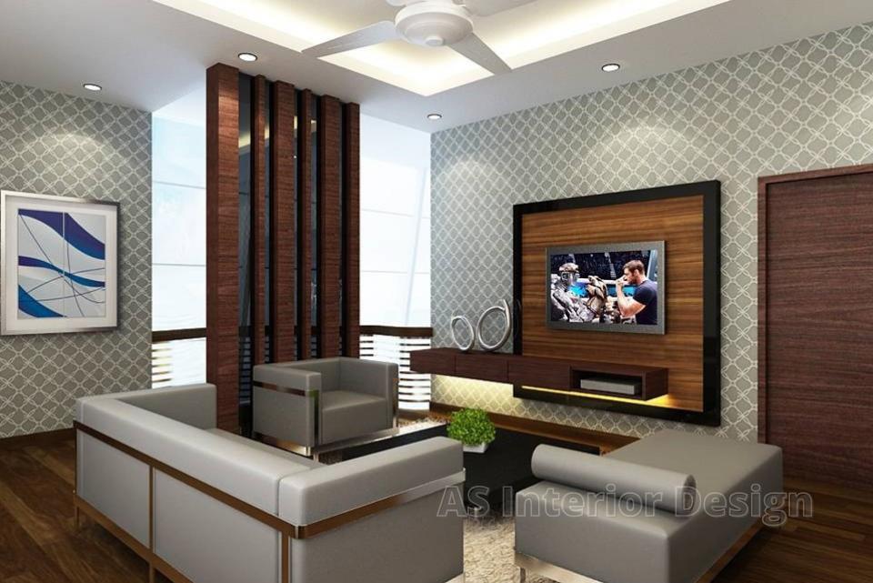 Modern Bungalow Design - Family Hall 2