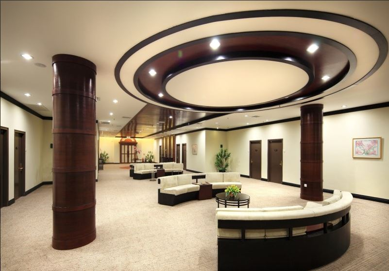 AS Interior Design - Hotel Corridor