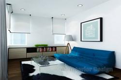 Modern Bungalow Design - Family Hall
