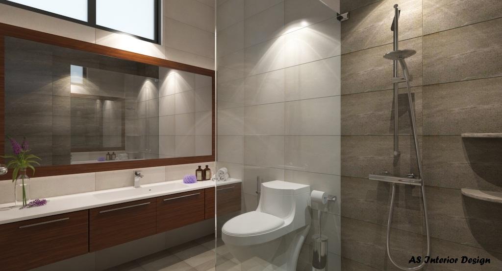 AS Interior Design - Bathroom