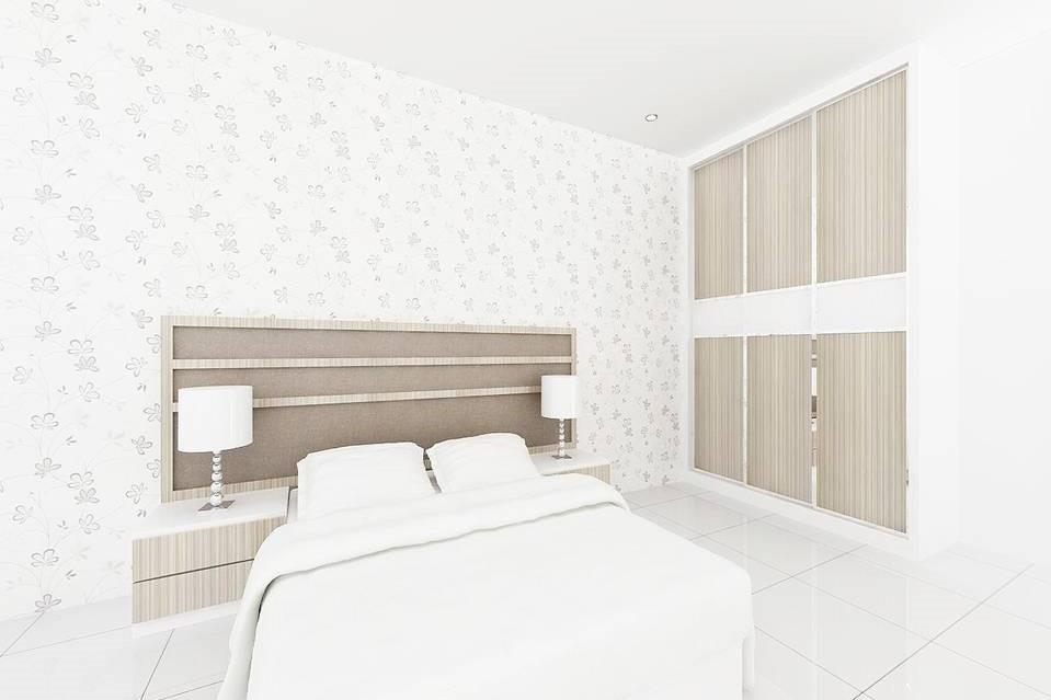 Terrace _ Ponderosa - Bedroom 1 (View 1)