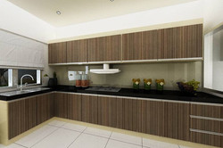 Terrace @ Impian Heights - Wet Kitchen