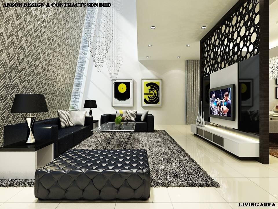 AS Interior Design - Living Area