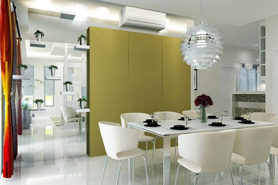 Bungalow _ Tmn Pelangi - Dining Area 1