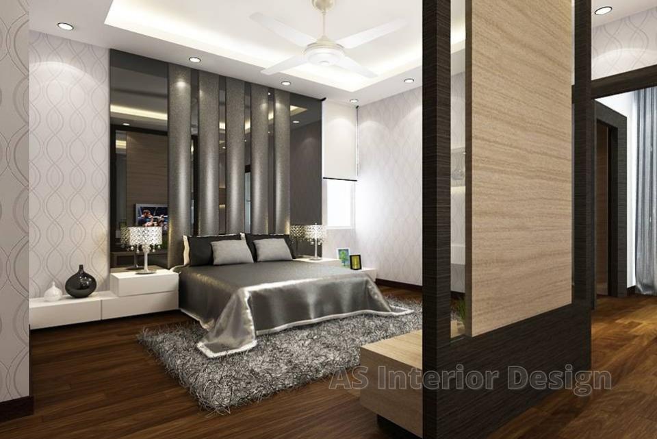 Modern Bungalow Design - Master Bedroom i