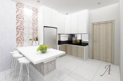Terrace @ Setia Eco Garden - Dry Kitchen