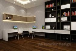 Modern Bungalow Design - Study Area ii