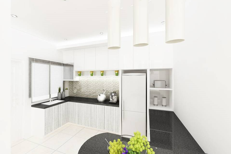 Terrace _ Ponderosa - Dry Kitchen