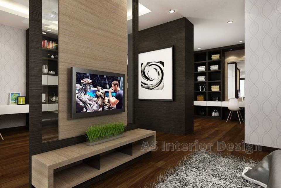 Modern Bungalow Design - Master Bedroom ii