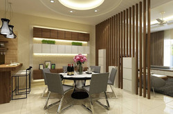 Terrace @ Impian Heights - Dining Area