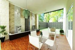 Terrace _ Ponderosa - Side Yard & Garden