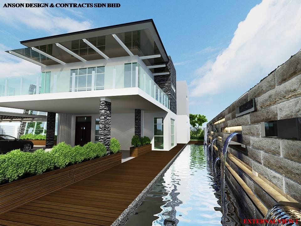 AS Interior Design - Exterior Design